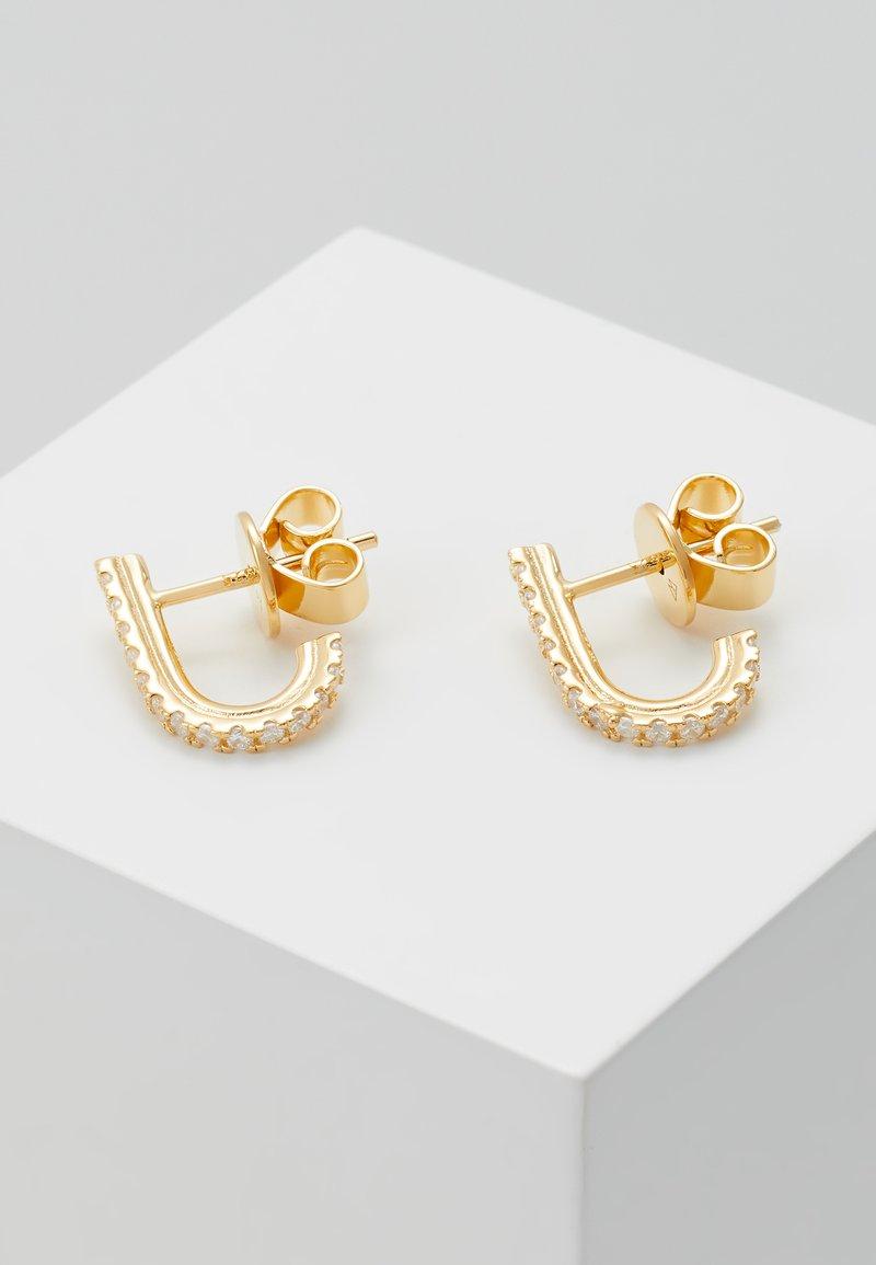 PDPAOLA - EARRINGS BIRD - Earrings - gold