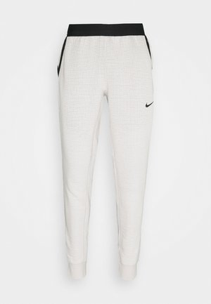 PANT - Pantalon de survêtement - light bone/black