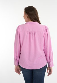 MS Mode - Zakelijk overhemd - lilac - 2