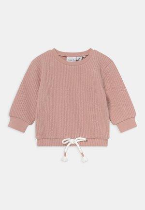 NBFLILI - Sweatshirt - pale mauve