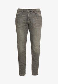 camel active - FLEX - Straight leg jeans - grau - 3