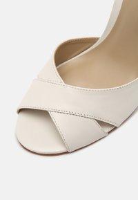 San Marina - VANILAN - Wedge sandals - ivoire - 7