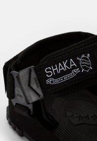 Shaka - NEO CLIMBING - Sandalen - black - 5