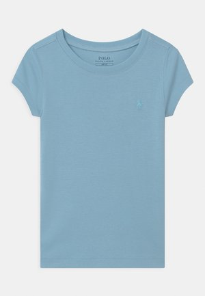 Camiseta básica - powder blue/hyacinth