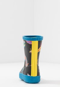 Hunter ORIGINAL - KIDS FIRST CLASSIC SEA MONSTER PRINT - Wellies - blue bottle - 4