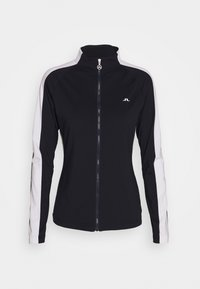 J.LINDEBERG - MARIE FULL ZIP MID LAYER - Training jacket - navy - 0