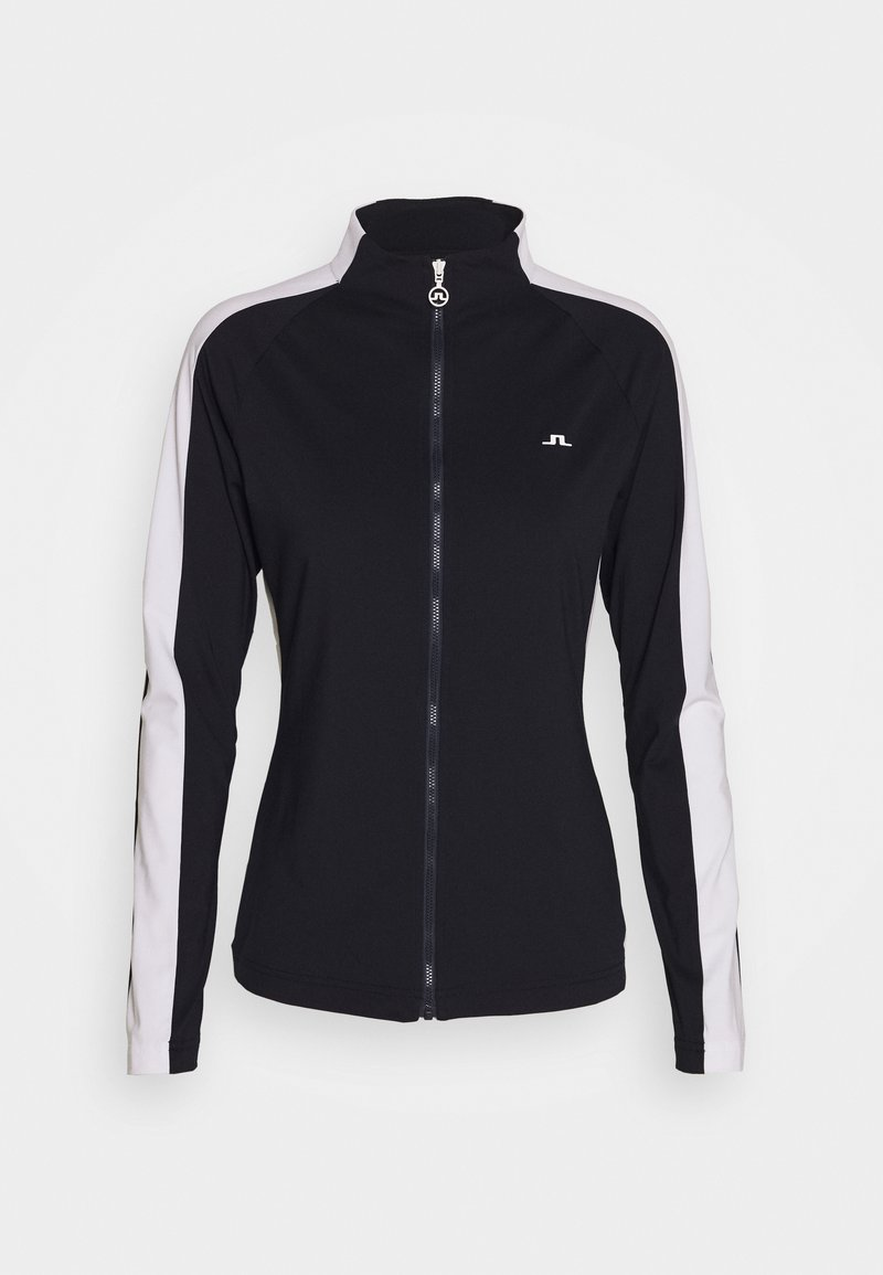 J.LINDEBERG - MARIE FULL ZIP MID LAYER - Training jacket - navy