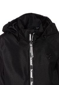 Hummel - Hardshellová bunda - black - 3