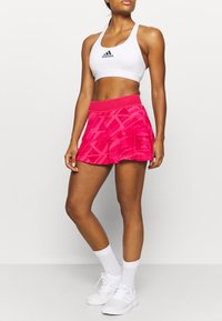 adidas Performance - PRO SPORTS SKIRT - Sports skirt - powpnk - 0