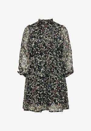 Shirt dress - sandshell