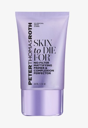 SKIN TO DIE FOR MATTIFYING PRIMER - Primer - -