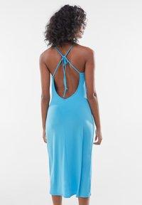 Bershka - Day dress - blue - 1
