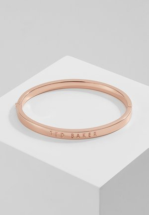 CLEMINA HINGE BANGLE - Necklace - rose gold-coloured