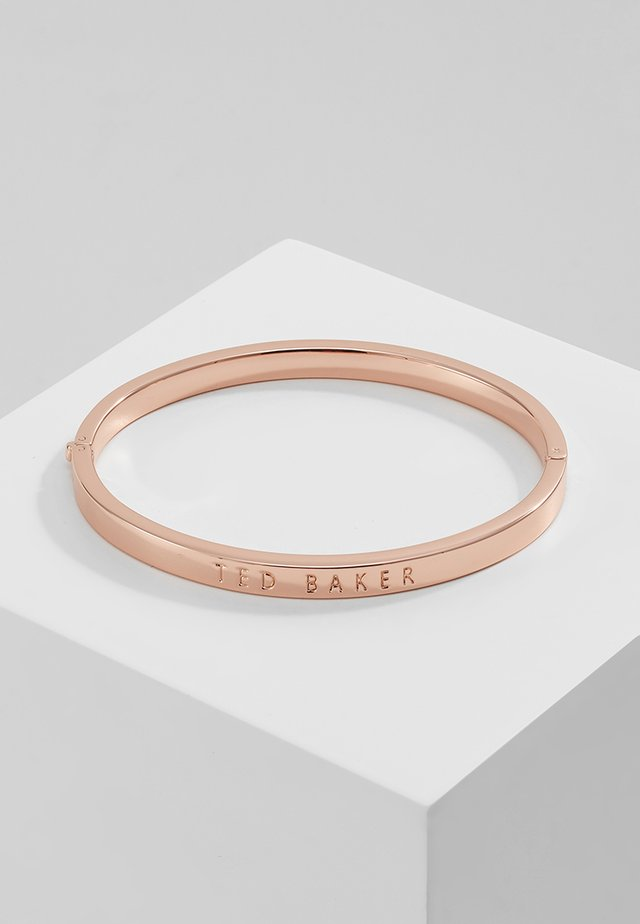 CLEMINA HINGE BANGLE - Collana - rose gold-coloured