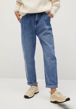 LOOSE2 - Straight leg jeans - mittelblau