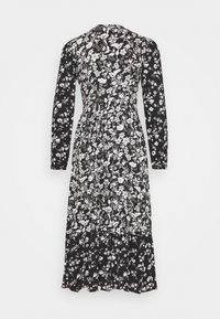Springfield - VESTIDO MIDI - Maxi dress - black - 1