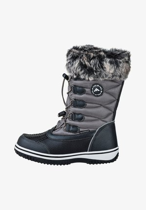 Winter boots - smoked pearl