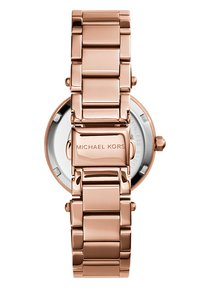 Michael Kors - PARKER - Chronograph watch - rosegold-coloured - 2