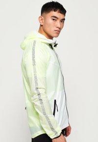 Superdry - Waterproof jacket - white - 3
