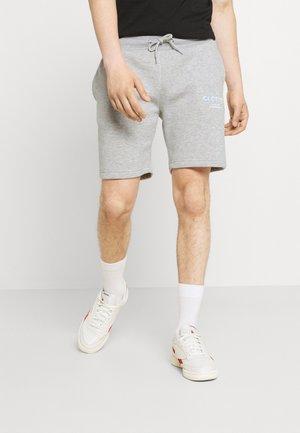 BLOCK SCRIPT - Shorts - light marl