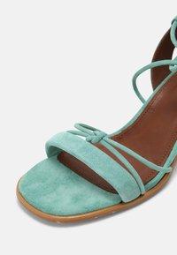 ALOHAS - SOPHIE - Sandals - mint green - 5