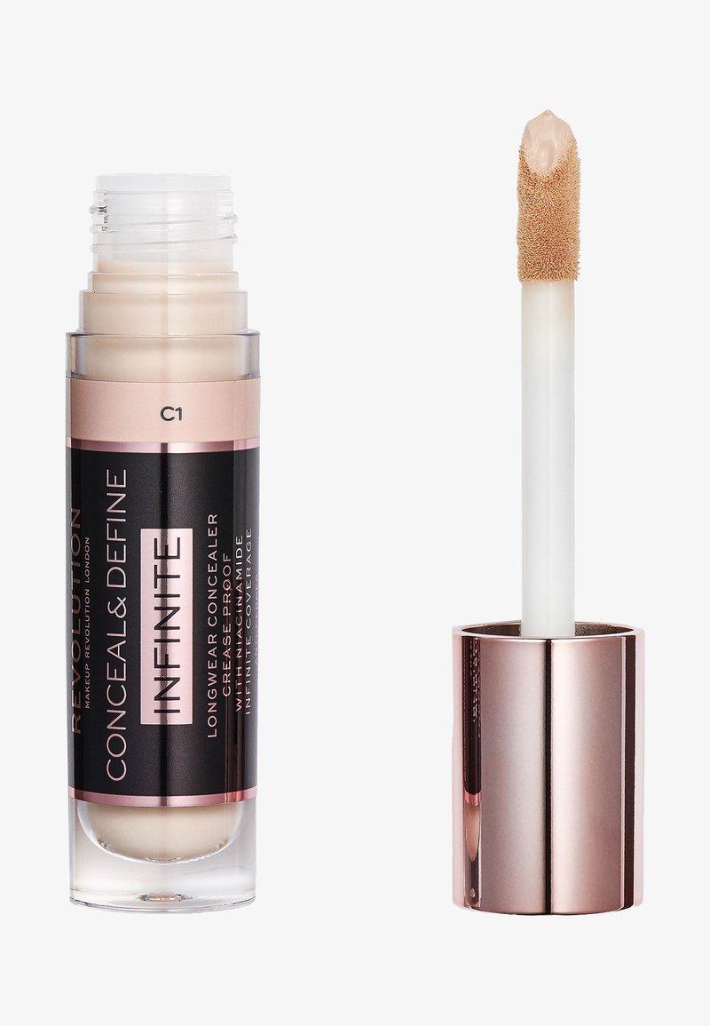 Make up Revolution - INFINITE XL CONCEALER - Concealer - c1