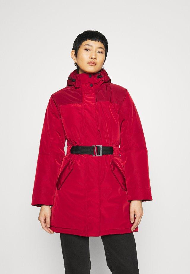 WOMENS ORIGINAL INSULATED - Zimní kabát - autumn stone