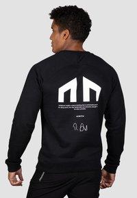MOROTAI - Sweatshirt - schwarz - 2