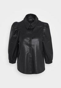 Vero Moda - VMBUTTERLOLA 2/4  - Skjorte - black - 5