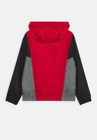 Nike Sportswear - JACKET - Light jacket - university red/black/smoke grey/white - 1