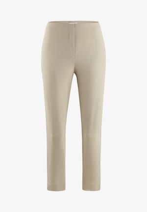 INKE-608 41038 STRETCHHOSE - Trousers - beige