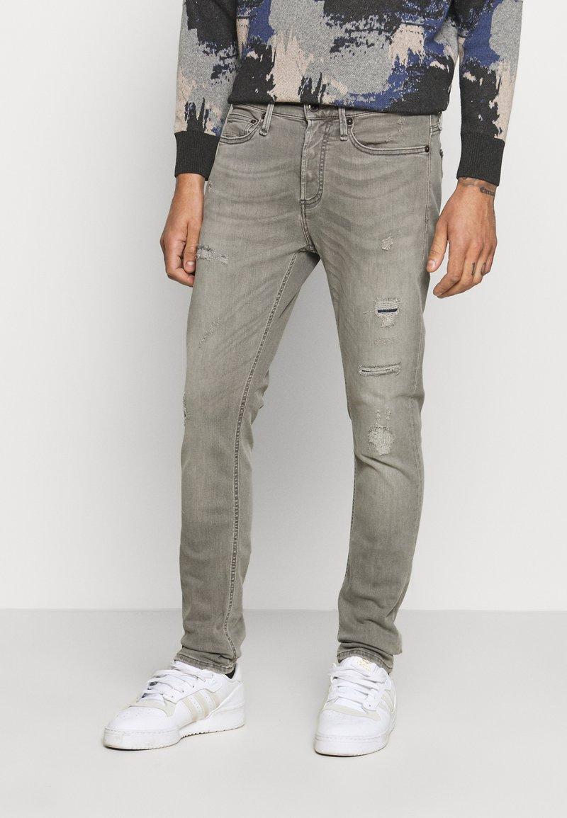Denham - BOLT - Slim fit jeans - black