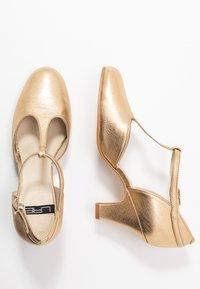 LAB - Classic heels - galaxy opalo - 3