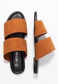 Monki - HANNA - Pantofle - brown - 3