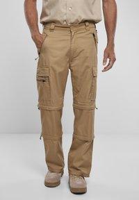 Brandit - SAVANNAH - Cargo trousers - camel - 0