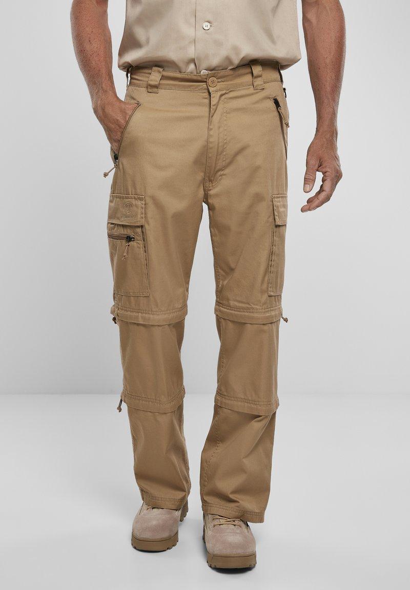 Brandit - SAVANNAH - Cargo trousers - camel