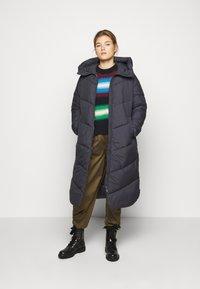 Save the duck - Winter coat - ebony grey - 1