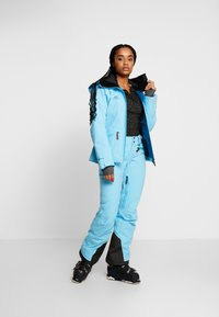 State of Elevenate - ZERMATT JACKET - Skijacke - aqua blue - 1