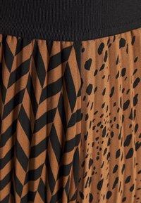 InWear - POLOMAIW SKIRT - A-line skirt - winter beige - 2