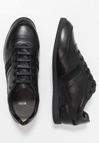 BOSS - GLAZE - Sneakers laag - black - 1
