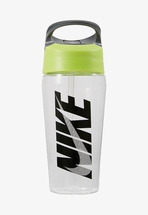 473ml HYPERCHARGE STRAW BOTTLE 16OZ - Drink bottle - clear/volt/cool grey/black