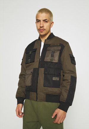 TACTICAL JACKET - Bomber Jacket - olive