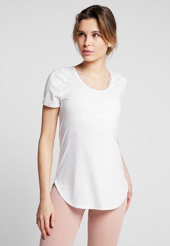 GYM - T-shirts basic - white