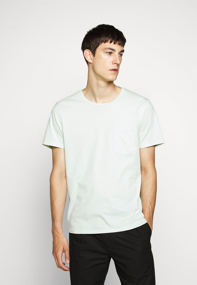 WILLIAMS  - Basic T-shirt - light green