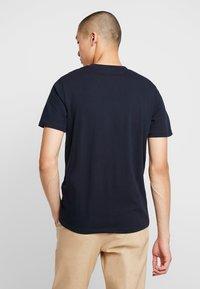 Scotch & Soda - Basic T-shirt - navy - 2