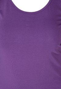 Zizzi - Top - purple - 4