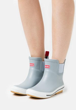 WATTPUUSCHEN ECO - Wellies - quarry grau