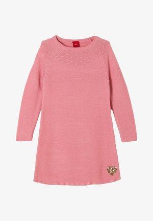 Jumper dress - light pink