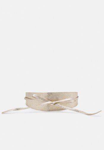 PCDREA WAIST BELT - Waist belt - gold-coloured