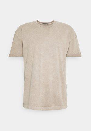 THILO - T-shirt - bas - beige